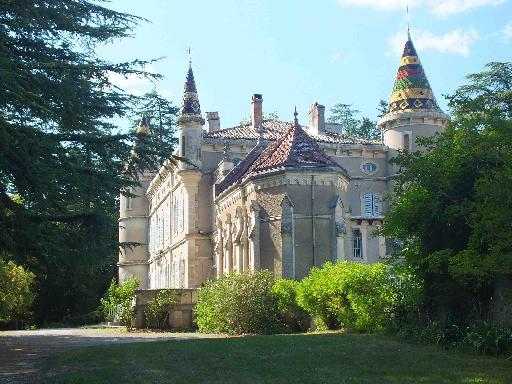 un château - 26 juillet - ajonc Bravo Martine Z11606_3988
