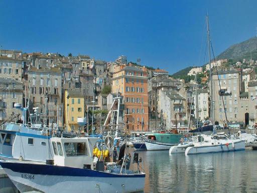 photos touristiques bastia vieux port