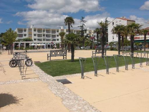 Photos touristiques st palais sur mer centre ville - Saint palais sur mer office du tourisme ...